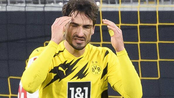 Mats Hummels und Borussia Dortmund haben den FC Bayern mal wieder aus dem Blick verloren