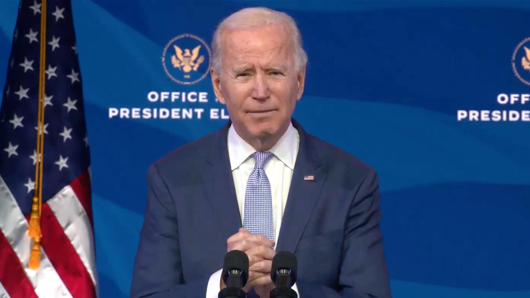 Am 20. Januar 2021 findet die Vereidigung von Joe Biden als 46. Präsident der USA statt.