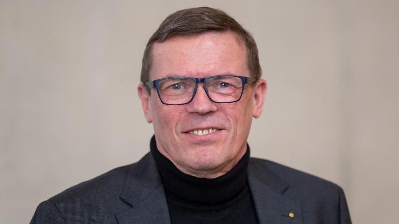 Ralf Holtzwart, Vorsitzender der Geschäftsführung der Regionaldirektion Bayern der Bundesagentur für Arbeit. Foto: Daniel Karmann/dpa/Archivbild