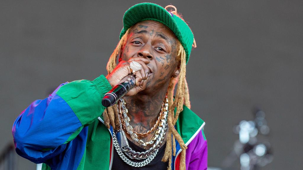Lil Wayne during Outside Lands Music Festival at Golden Gate Park in San Francisco, California, United States - 9 August 2019 PUBLICATIONxINxGERxSUIxAUTxONLY - ZUMAr152 20190809_zaa_r152_054 Copyright: xDd1x