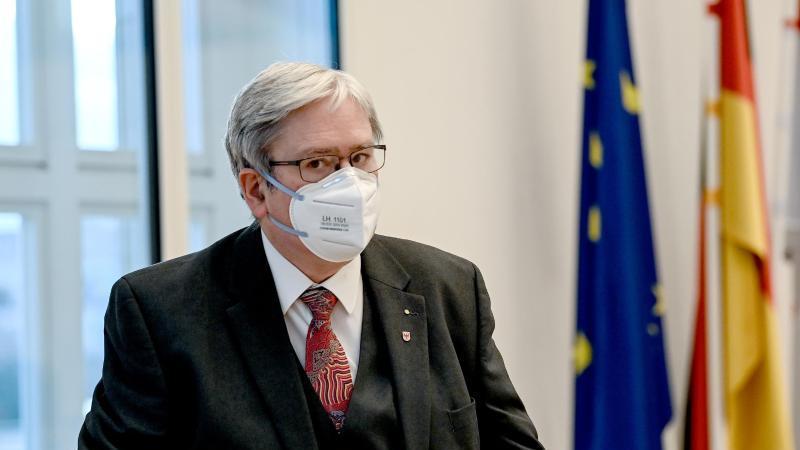 Jörg Steinbach (SPD), Brandenburger Minister für Wirtschaft, Arbeit und Energie. Foto: Britta Pedersen/dpa-Zentralbild/dpa
