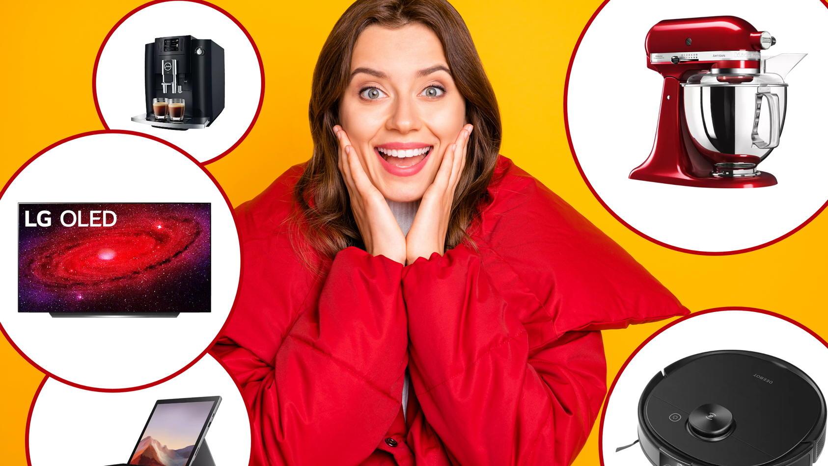 Der Media Markt und Saturn Prospekt ist raus: Ob Fernseher, Küchenmaschine, Laptop oder Kaffeemaschine: Was sind die besten Deals?