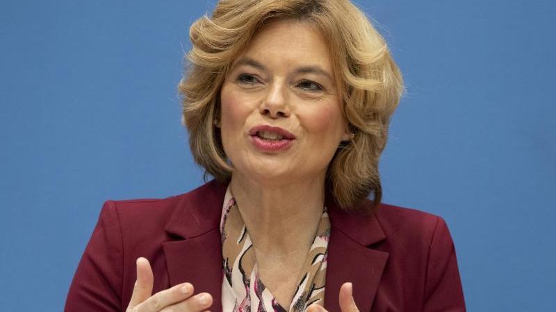 Bundesagrarministerin Julia Klöckner (CDU). Foto: Michael Sohn/POOL AP/dpa/Archivbild