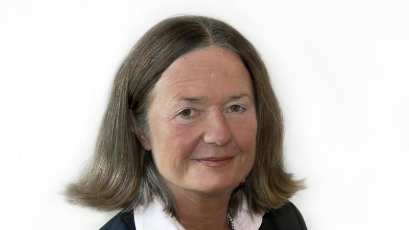 Die Juristin Karin Kammann-Klippstein, Präsidentin des Bundesamts für Seeschifffahrt und Hydrographie (BSH). Foto: Claudia Thomsen/Bundesamt für Seeschifffahrt und Hydrographie (BSH)/dpa/Archivbild