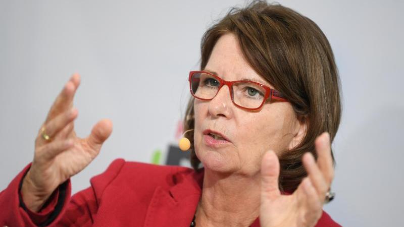 Die hessische Umweltministerin Priska Hinz (Grüne). Foto: Arne Dedert/dpa/Archiv