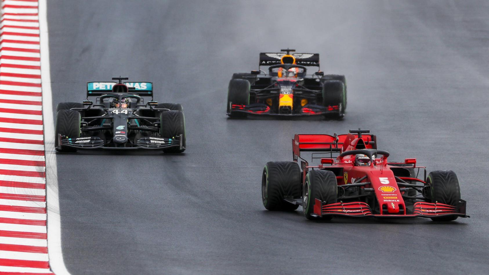 Im Vorjahr erlebten die Fans ein spektakuläres und dramatisches Rennen in auf dem Istanbul Park Circuit