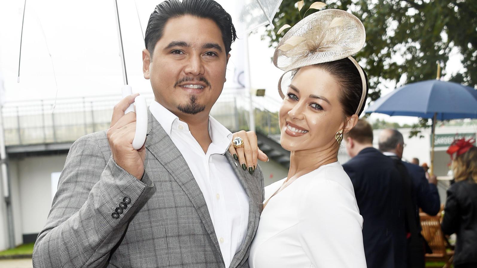Profitänzer Erich Klann und Oana Nechiti sind immer noch schwer verliebt.