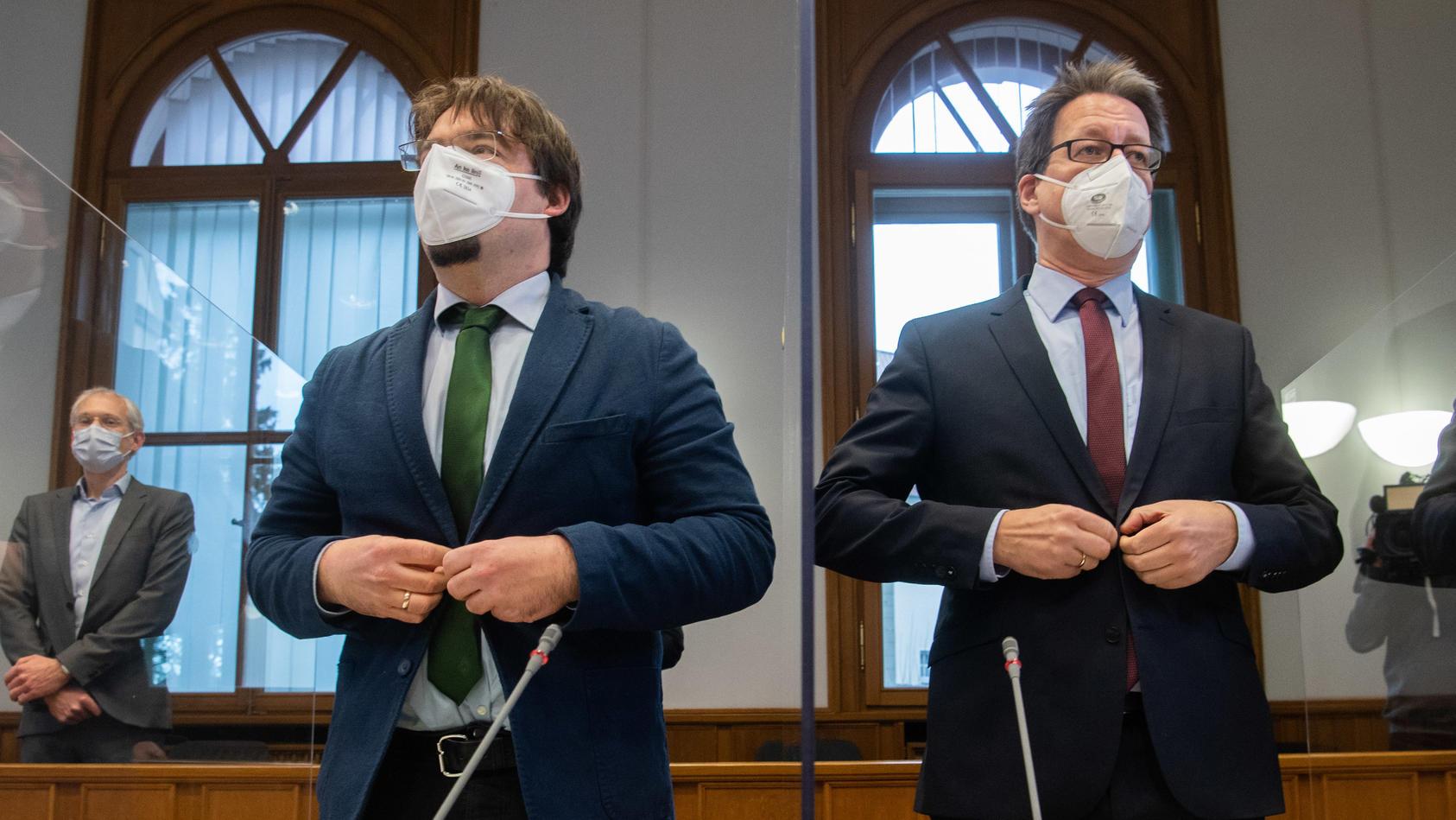 Niedersächsischer Staatsgerichtshof - Oppositionsklage