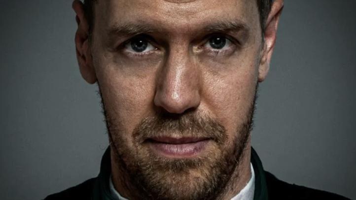 Mit diesem Bild heizte Aston Martin bei Instagram die Vorfreude auf Vettel im neuen, grünen Look an.