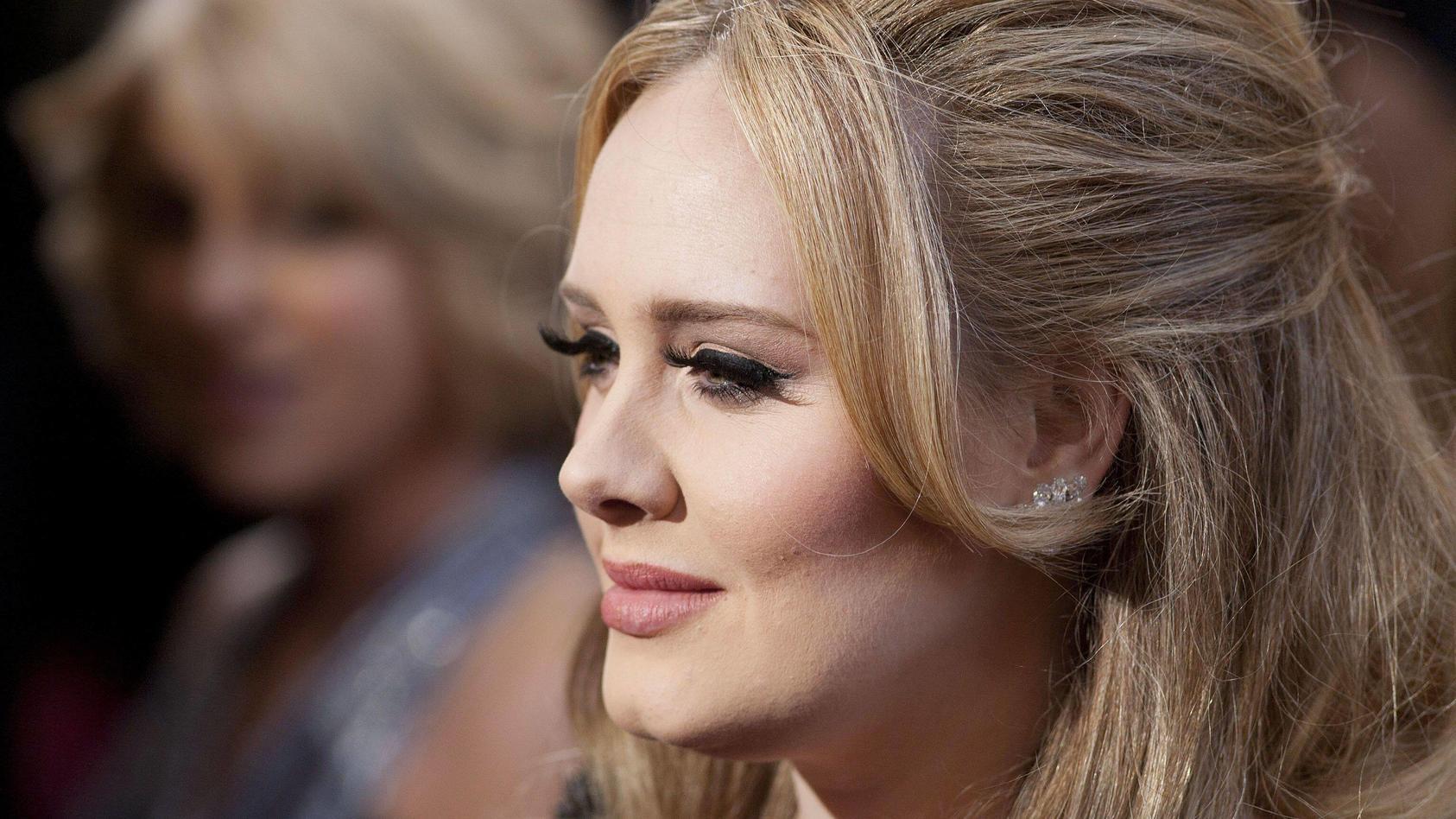 Sängerin Adele soll sich mit ihrem Ex geeinigt haben.