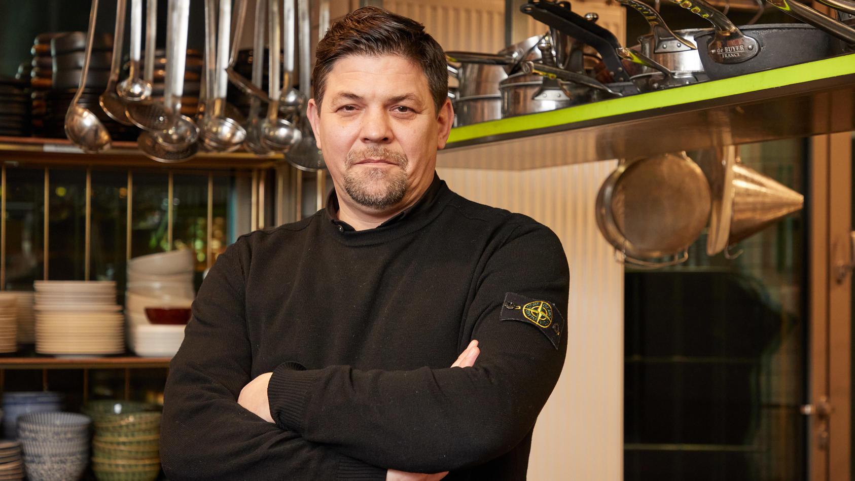 Fernsehkoch Tim Mälzer wird 50 Jahre alt.