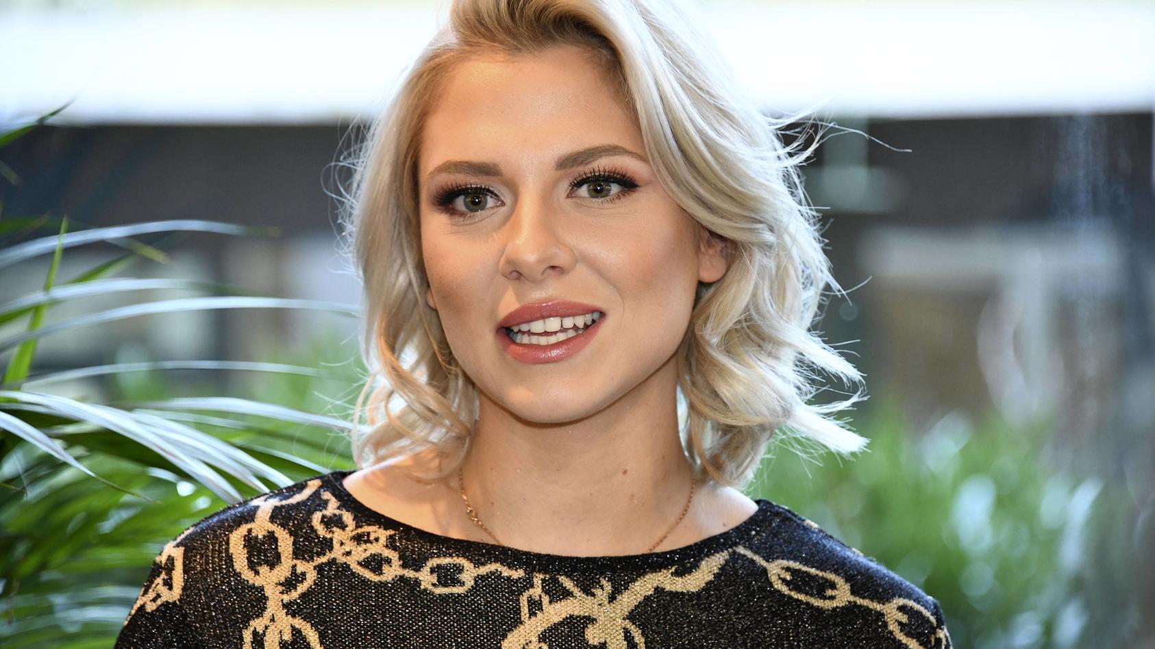 Valentina Pahde hält ihr Liebesleben aus der Öffentlichkeit heraus.