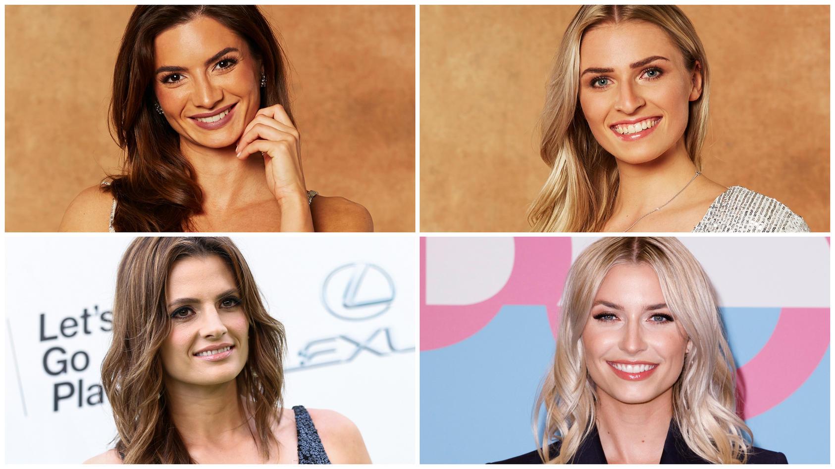 Eine gewisse Ähnlichkeit ist vorhanden, oder? Wir haben uns die prominenten Doppelgänger der Bachelor-Ladys genauer angeschaut.
