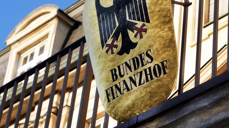 Der Bundesfinanzhof in München ist seit Monaten führungslos. Foto: Peter Kneffel/dpa