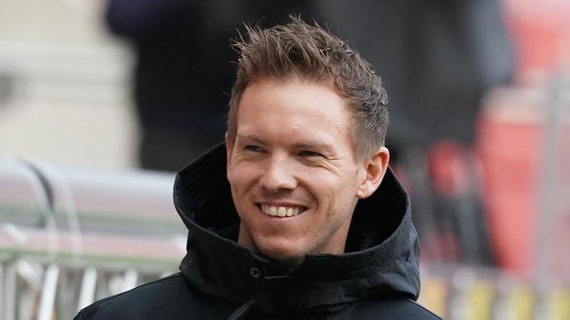 Der Leipziger Trainer Julian Nagelsmann. Foto: Hasan Bratic/dpa