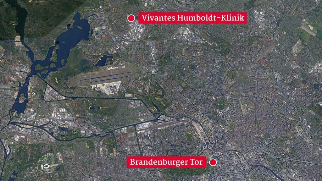 Berlin: Vivantes Humboldt Klinik wegen Coronavirus-Mutation in Quarantäne