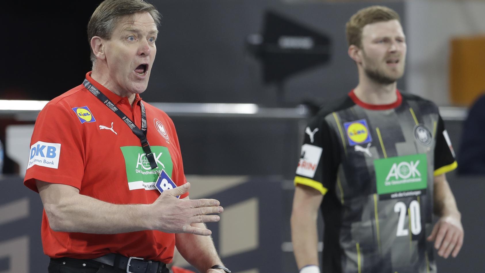 Das DHB-Team hat das Viertelfinale der Handball-WM verpasst