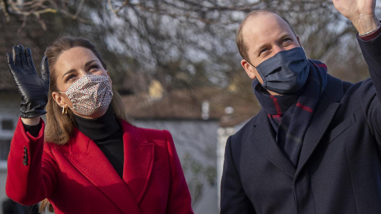 Herzogin Kate und Prinz William werden fortan mehr Zeit in Sandringham House verbringen - einem Anwesen der Queen.