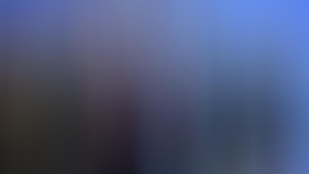 Donald Trump mit Tochter Ivanka und Donald Trump Jr. bei einer Pressekonferenz 2017.