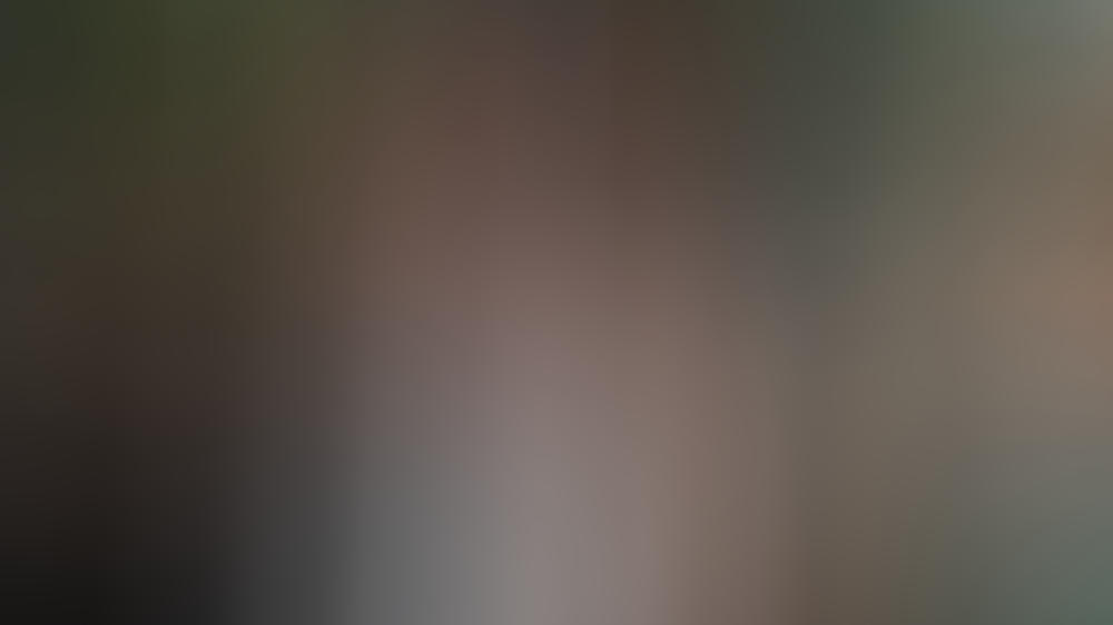 Schauspieler David Arquette im Jahr 2015 mit seiner Tochter Coco bei einem Event