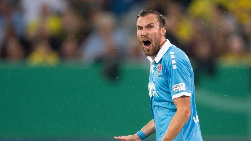Kevin Großkreutz spielte zuletzt für den Drittligisten KFC Uerdingen. Foto: Marius Becker/dpa