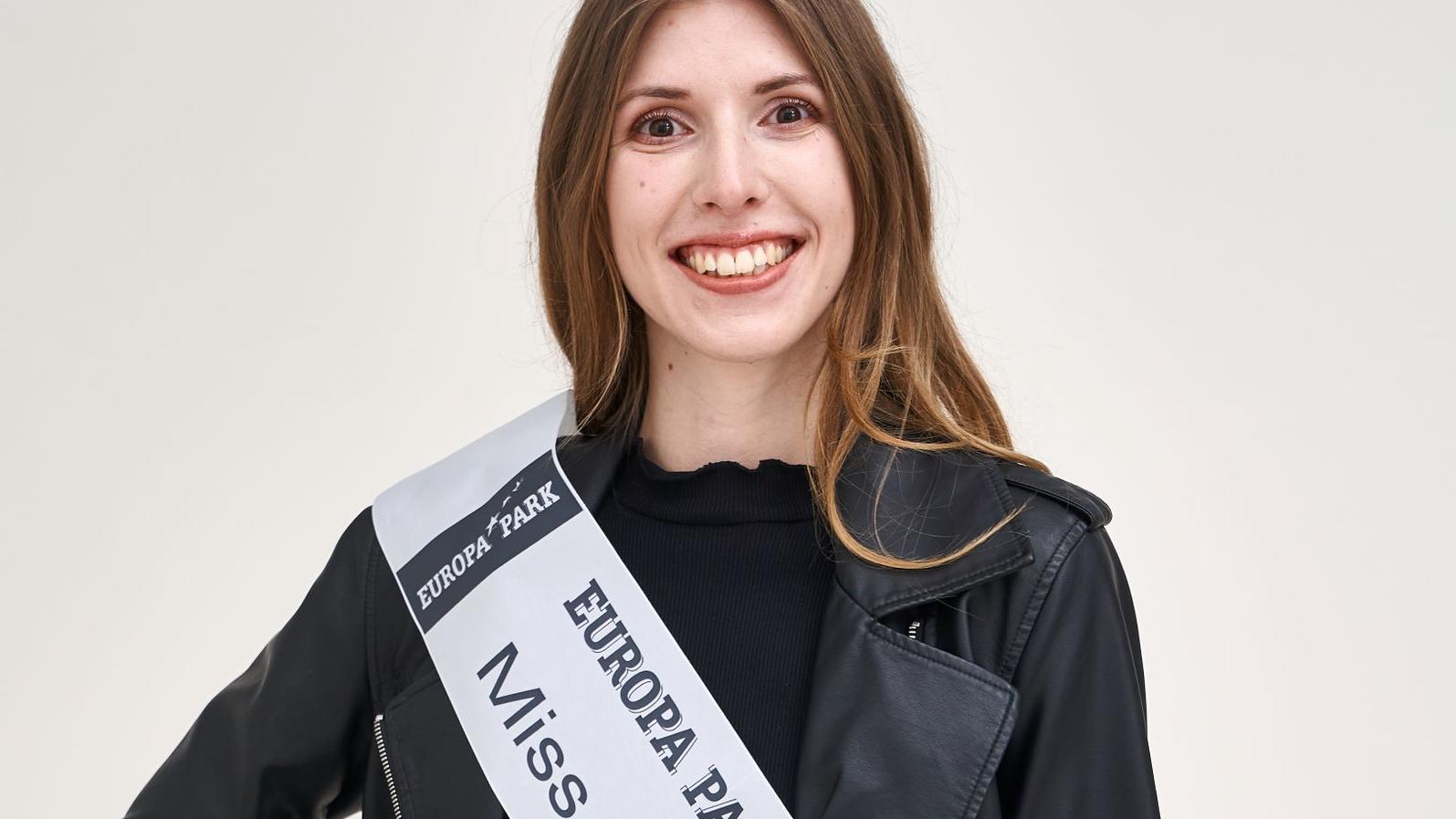 Auf diesem Bild nicht zu sehen:  Miss Bremen Mara Maeke hat einen künstlichen Darmausgang.