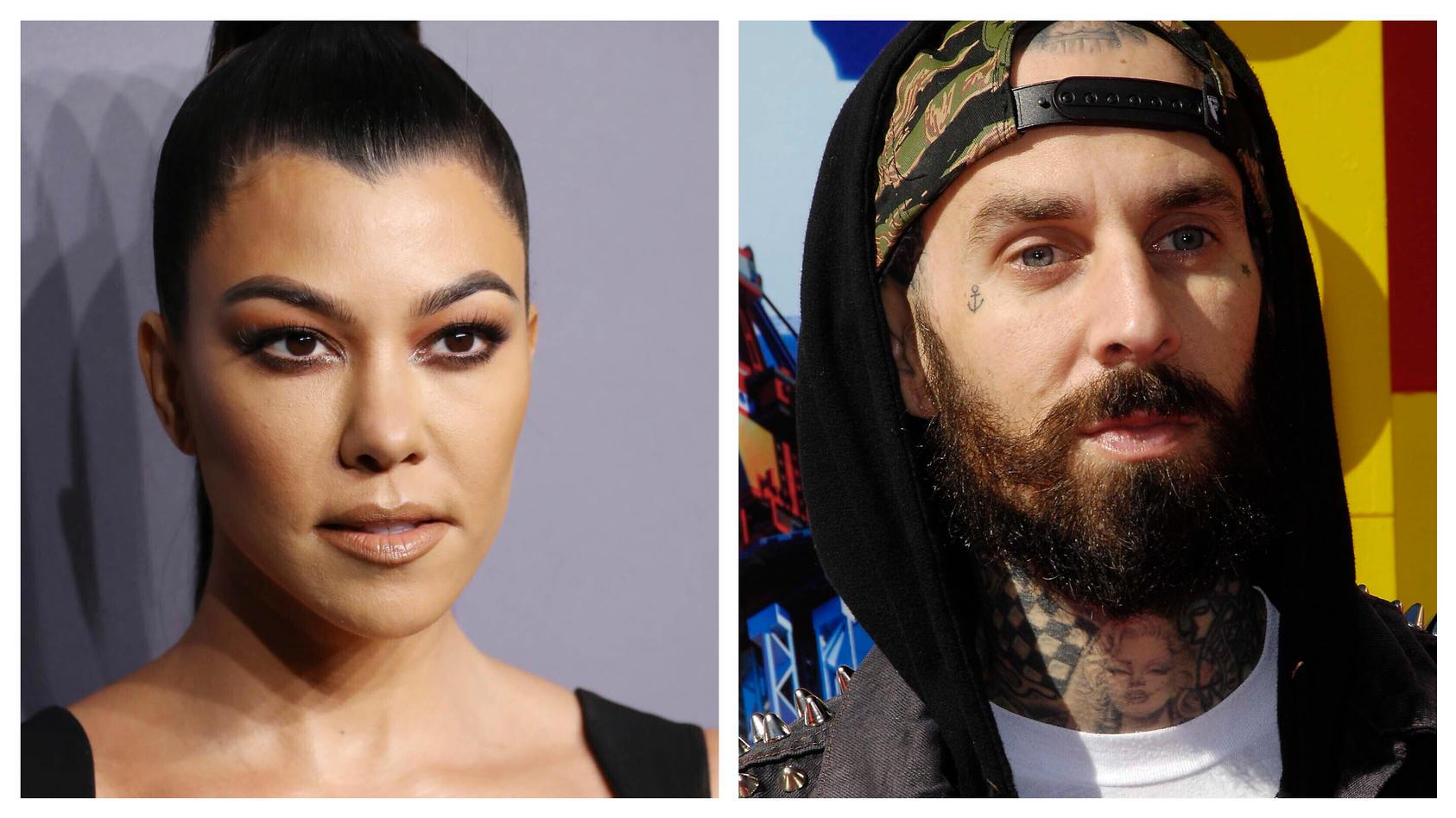 US-Medien sind sich sicher: Kourtney Kardashian und Travis Barker sind ein Paar