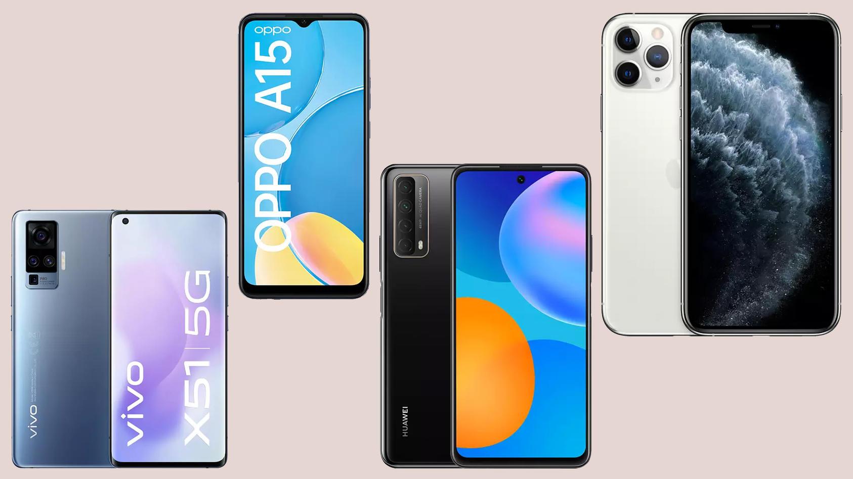 Smartphones von Apple und Huawei sind immer wieder mal im Angebot. Wie gut sind die Deals in der Smartphone-Woche bei Saturn?
