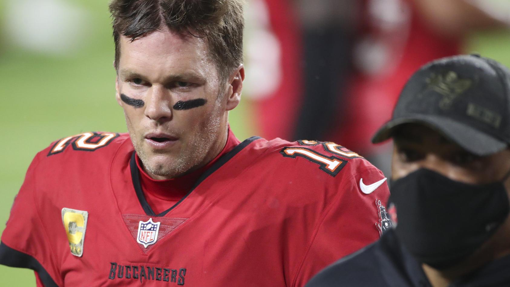 Quarterback-Superstar Tom Brady
