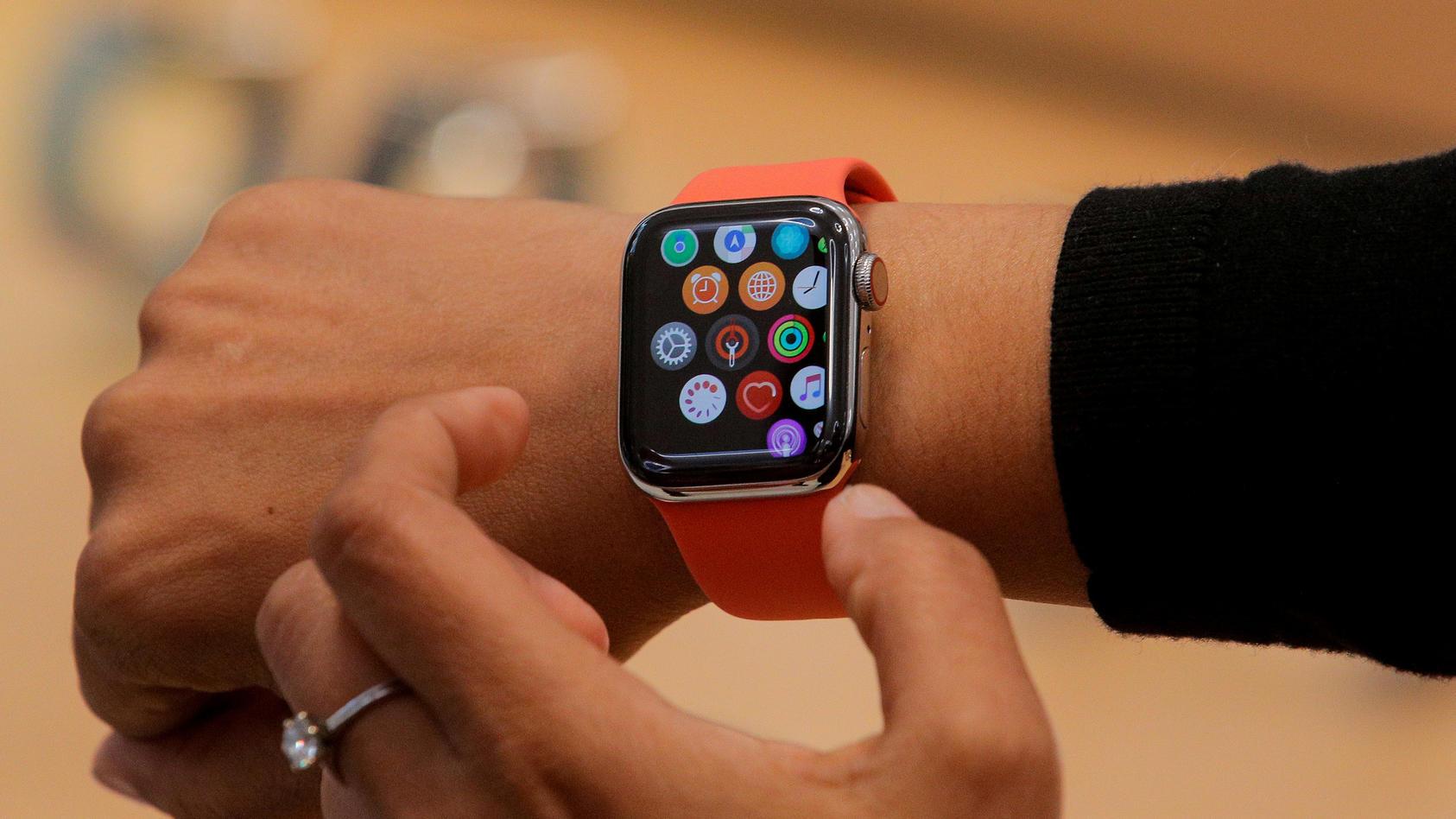 Ihre Apple Watch rettete einer vermissten Mutter in den USA das Leben.