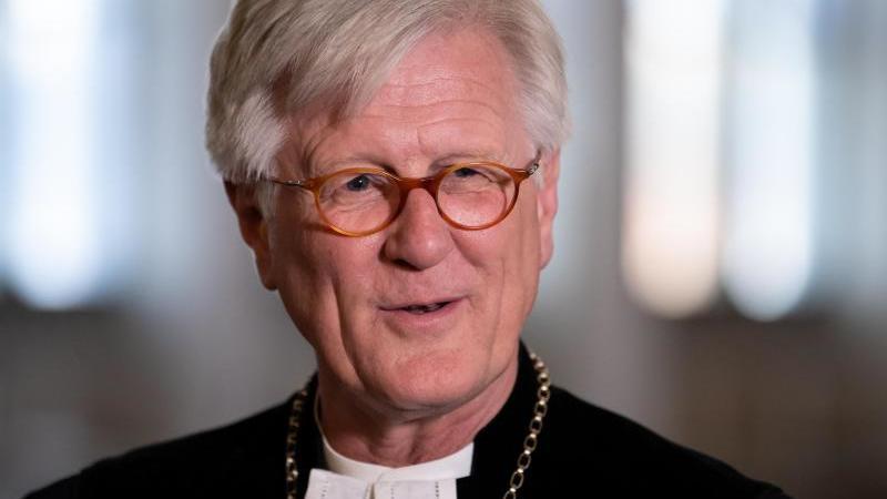 Heinrich Bedford-Strohm, Ratsvorsitzender der Evangelischen Kirche in Deutschland. Foto: Sven Hoppe/dpa/Archivbild