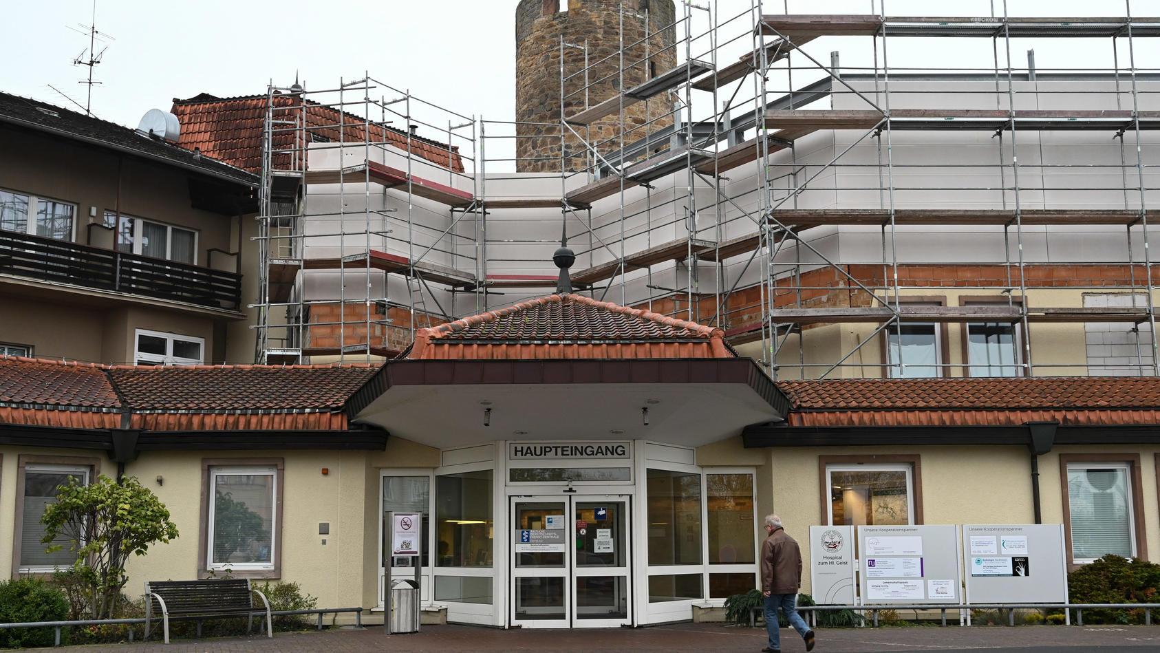 Prozess gegen mutmaßliche Hochstaplerin an Klinik in Fritzlar