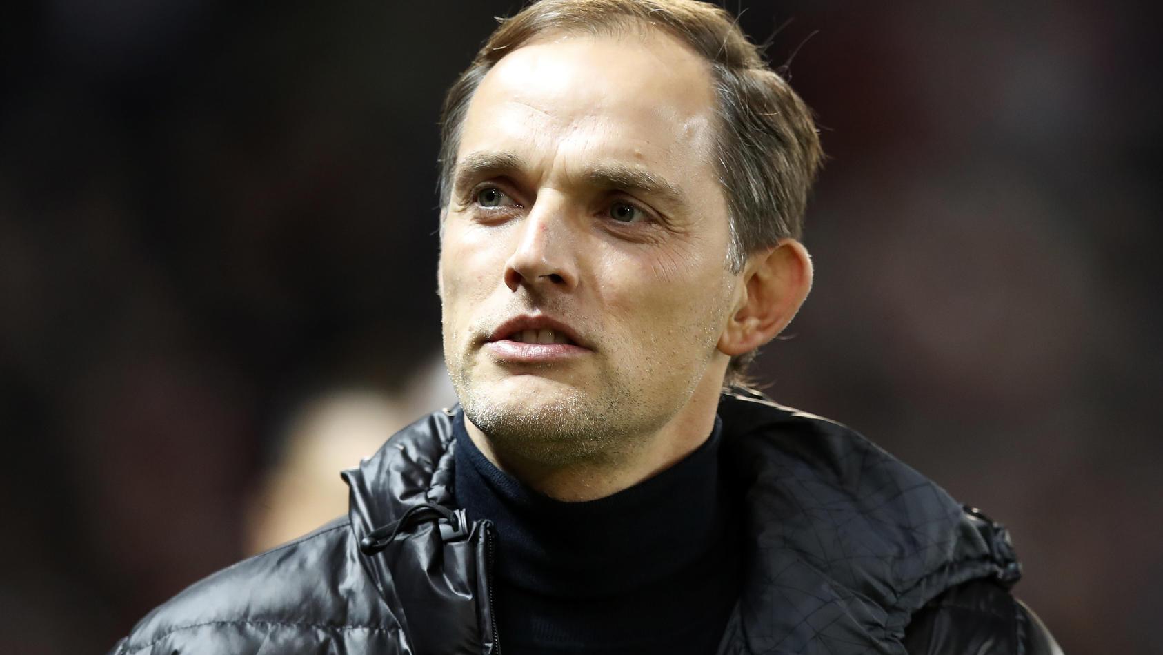 Thomas Tuchel soll den FC Chelsea zu Titeln führen