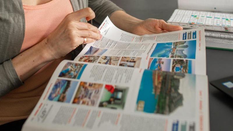 Wohin im Reisejahr 2021? Viele Deutsche halten sich mit der Urlaubsplanung vorerst lieber zurück. Foto: Klaus-Dietmar Gabbert/dpa-tmn