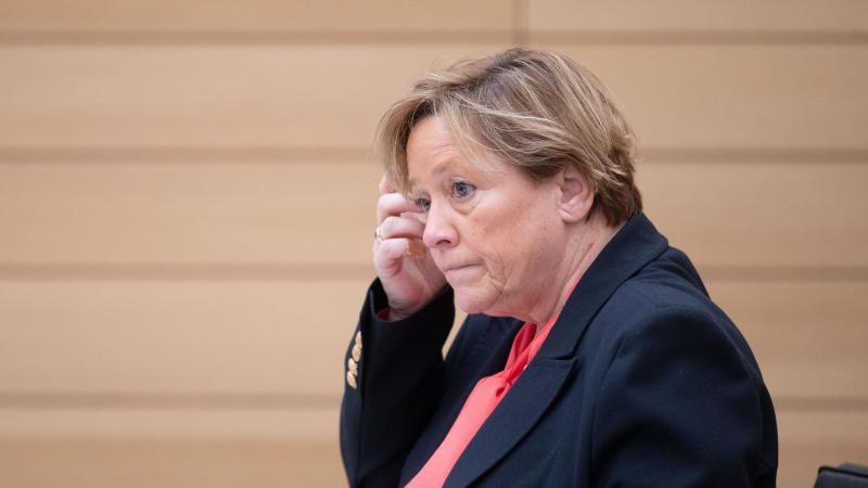 Susanne Eisenmann (CDU), Kultusministerin von Baden-Württemberg. Foto: Marijan Murat/dpa/Archiv