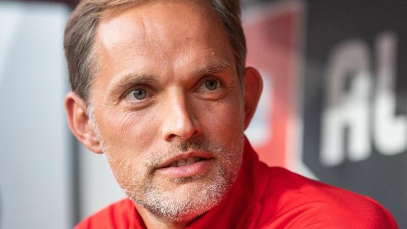 Hat bei Chelsea reichlich Arbeit vor sich: Thomas Tuchel. Foto: Robert Michael/dpa-Zentralbild/dpa