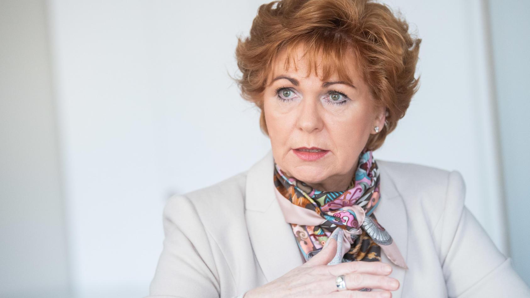 Justizministerin Barbara Havliza warnt vor Radikalisierung.