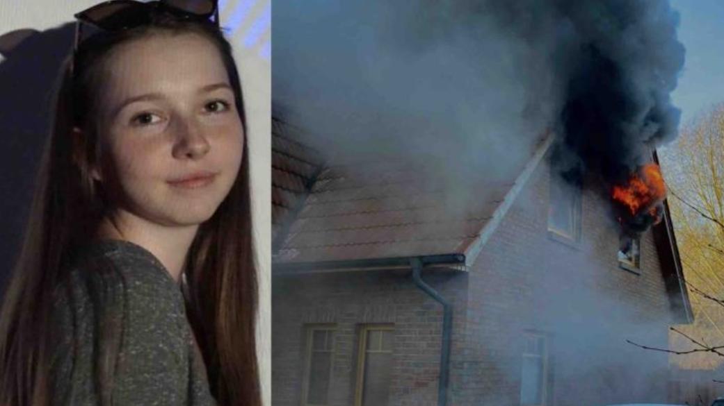 Melanie Schneider organisiert eine Spendenkampagne für ihre Freundin Natti die Mutter und Haus verloren hat,