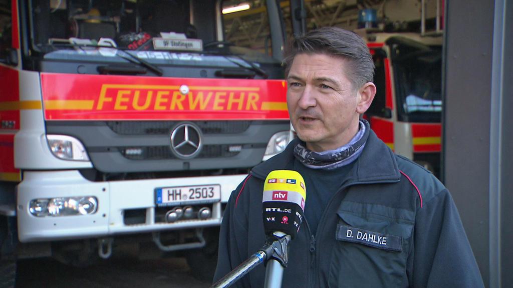 Daniel Dahlke, Deutsche Feuerwehrgewerkschaft.