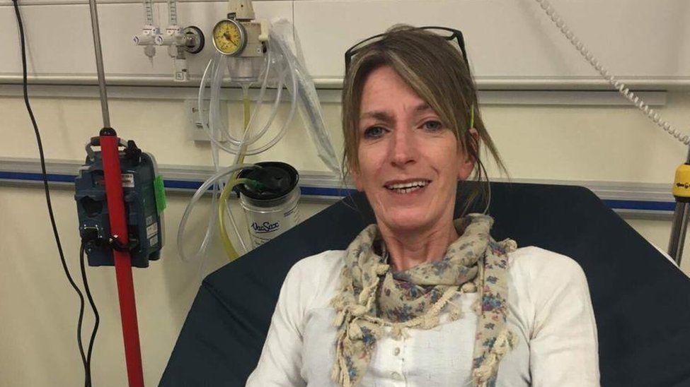 Janice Johnston bekam 18 Monate lang eine Chemotherapie, obwohl sie nicht an Krebs erkrankt war.