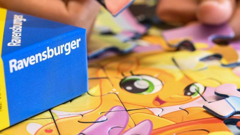 Ravensburger profitiert vom Puzzle-Boom in der Corona-Krise.