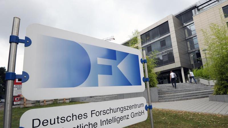 ARCHIV- Das Deutsche Forschungszentrum für Künstliche Intelligenz GmbH (DFKI) in Kaiserslautern. Foto: picture alliance / Ronald Wittek/dpa/Archivbild