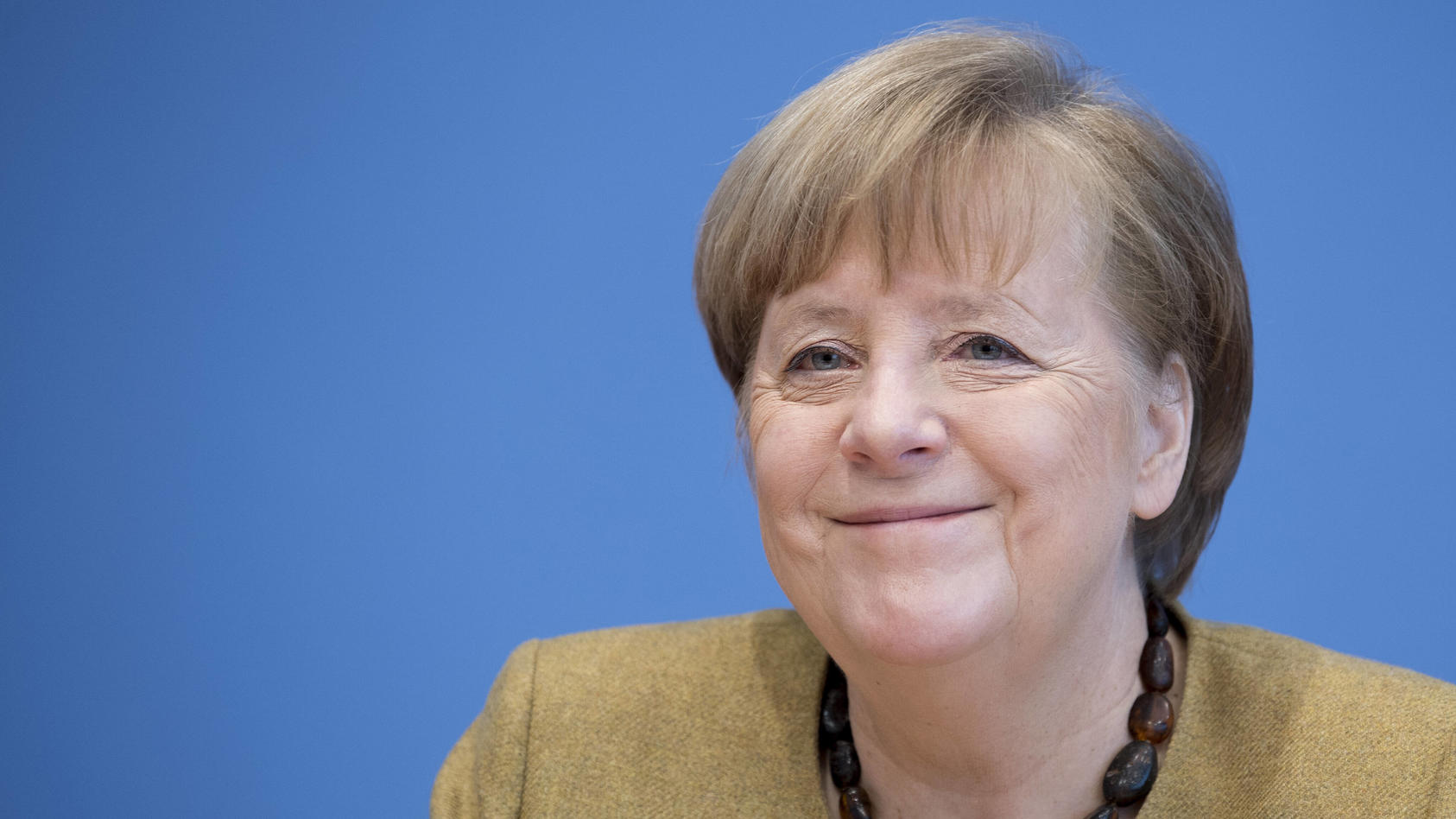 Angela Merkel - Coronavirus DEU, Deutschland, Germany, Berlin, 21.01.2021 Bundeskanzlerin Angela Merkel waehrend der Bu