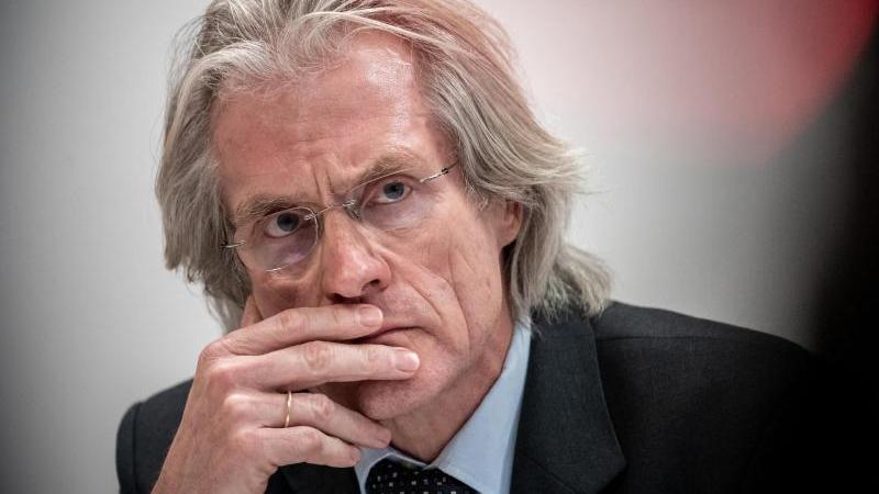 Thomas Jungbluth, leitender Kriminaldirektor des Landeskriminalamts (LKA) Nordrhein-Westfalen. Foto: Fabian Strauch/dpa/Archivbild