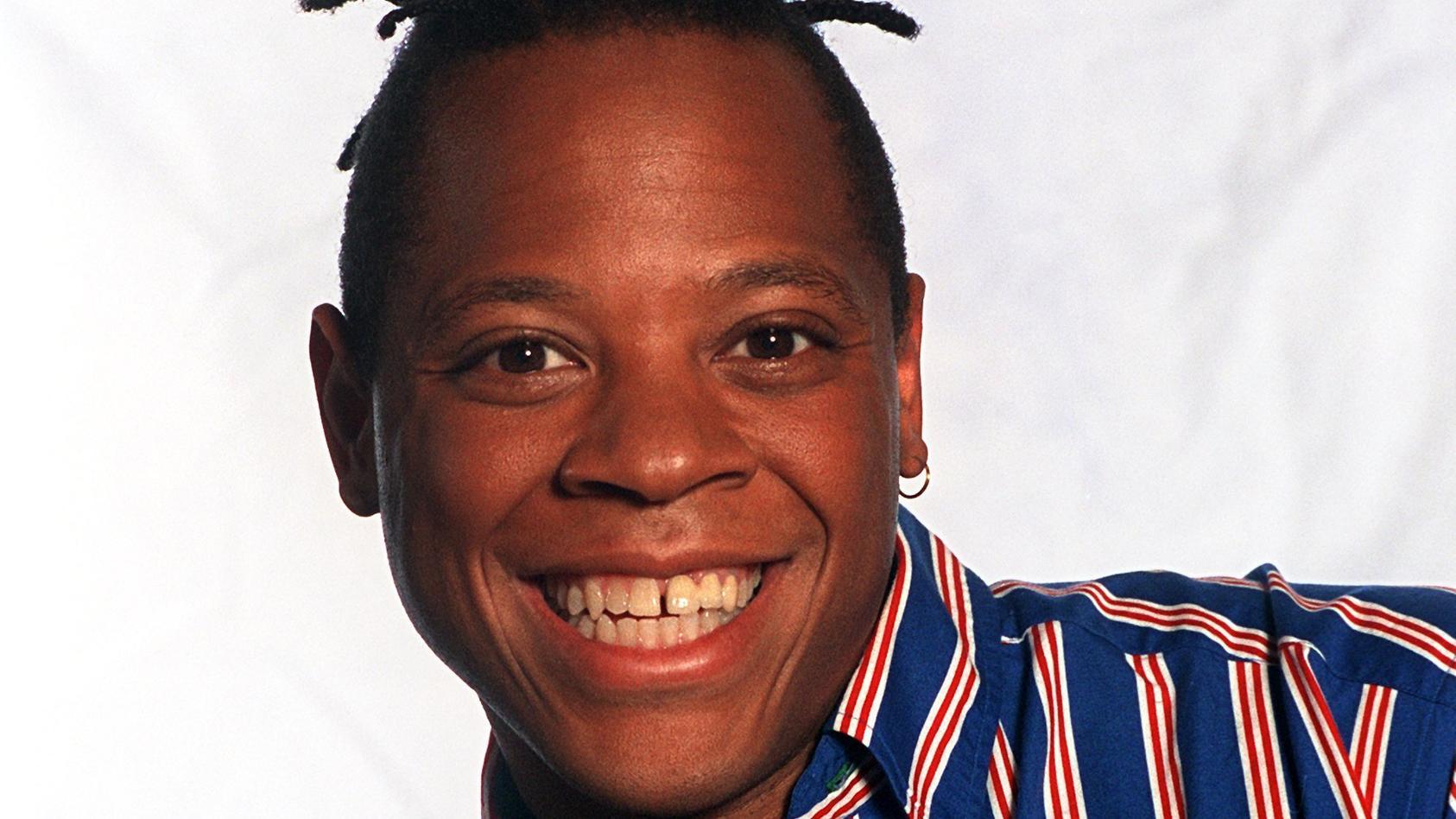 """Ricky Harris wurde 1999 mit seiner täglichen TV-Talkshow """"Ricky!"""" bekannt."""