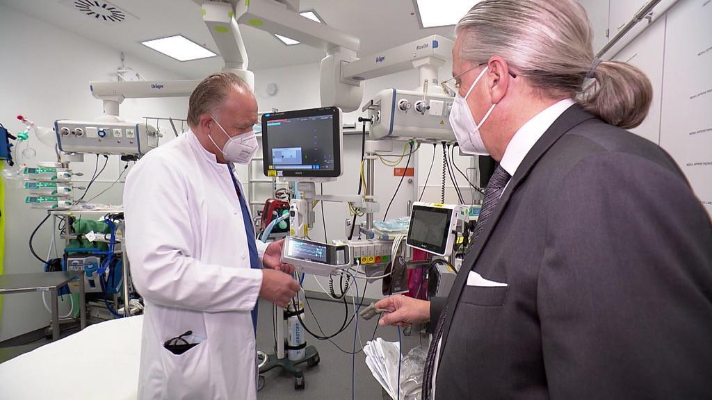 Jochen Werner, Klinikum Essen