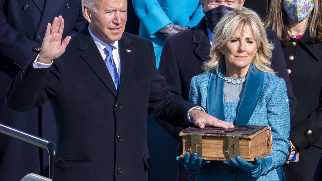 Joe Biden und Jill Biden