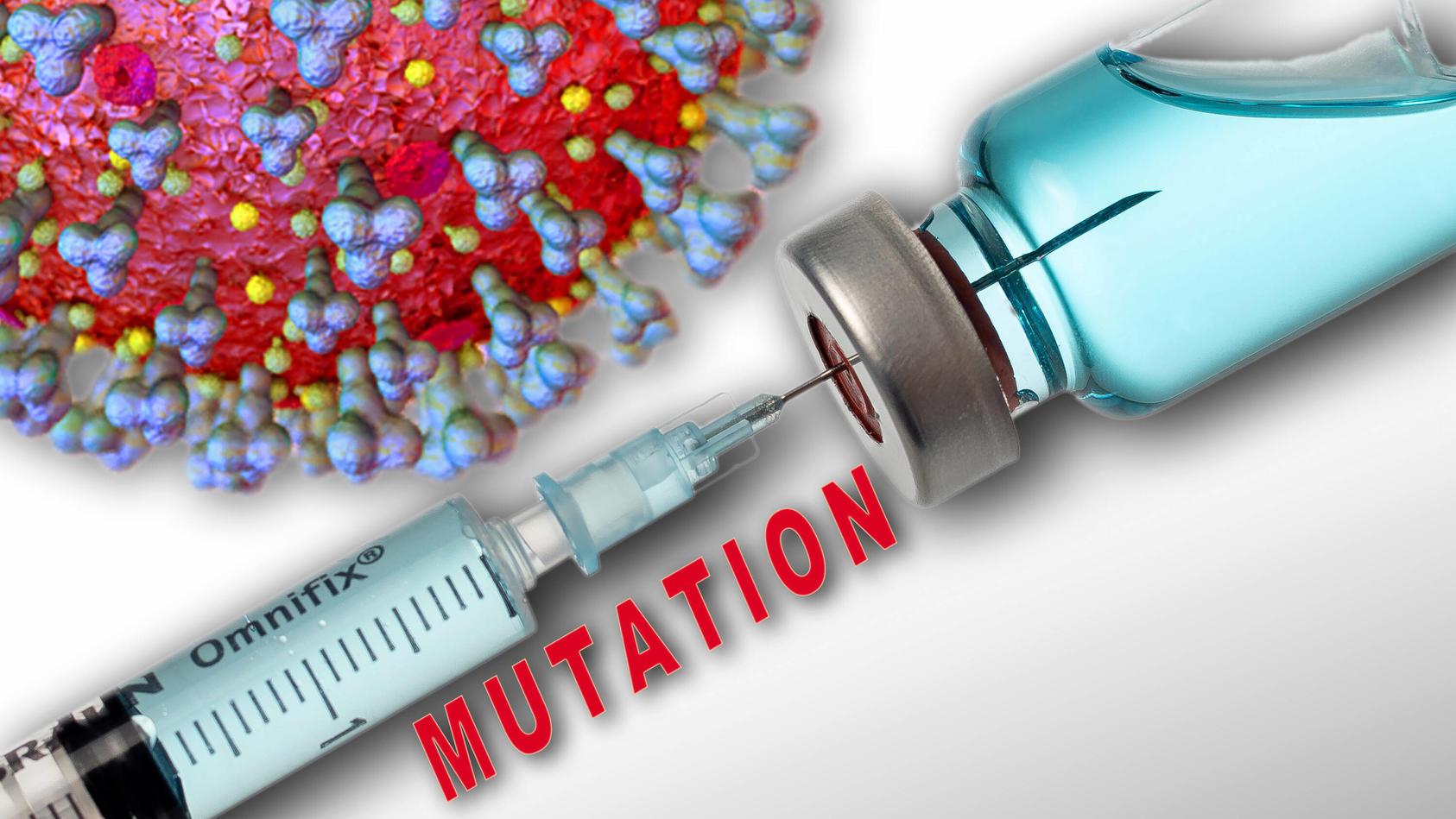 Bisher gibt es in England 16 bestätigte Fälle der Coronavirus-Variante B.1.621.
