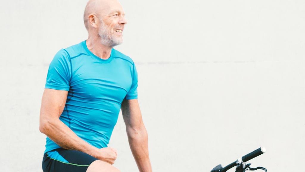 Mit 72 Jahren fit wie ein Turnschuh