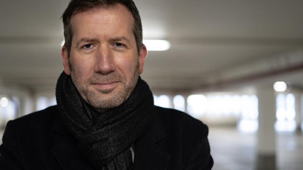 Medizinjournalist Marc Raschke